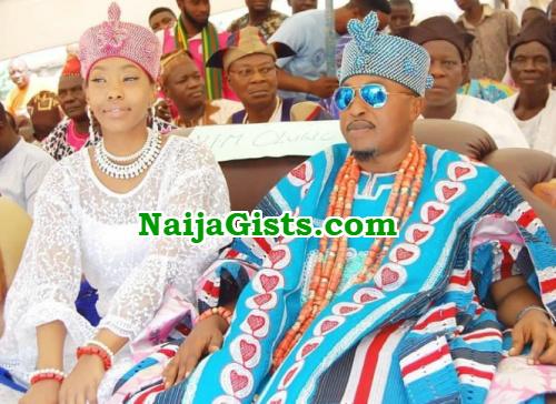 oluwo iwoland marriage crashes