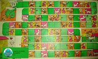 Игра Кошки Мышки СССР 90-х 90е 90-ые перестройка старая из детства зелёный розовый цвет мыши комикс.