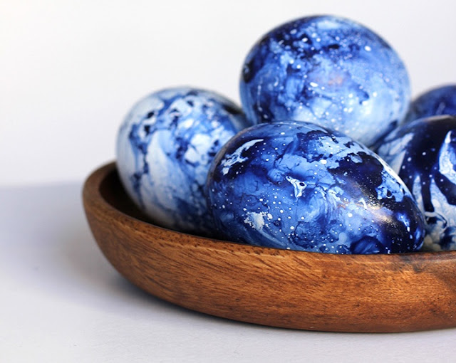 DIY: Как покрасить яйца на Пасху?