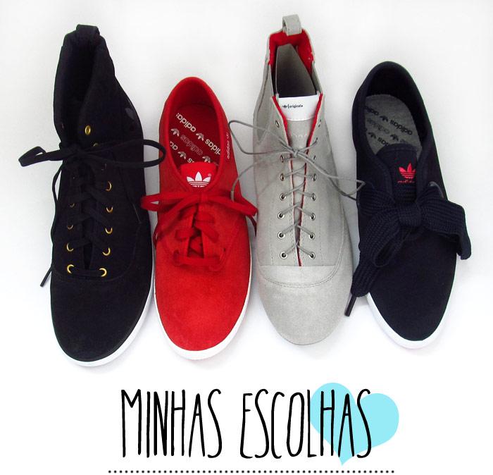 5c3996b5b64 achaditos online  Adidas pela metade do preço - Ricota Não Derrete