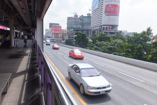 thailand-highway タイの高速道路
