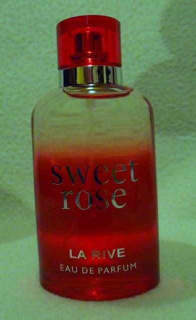 La Rive, Sweet Rose - woda toaletowa.