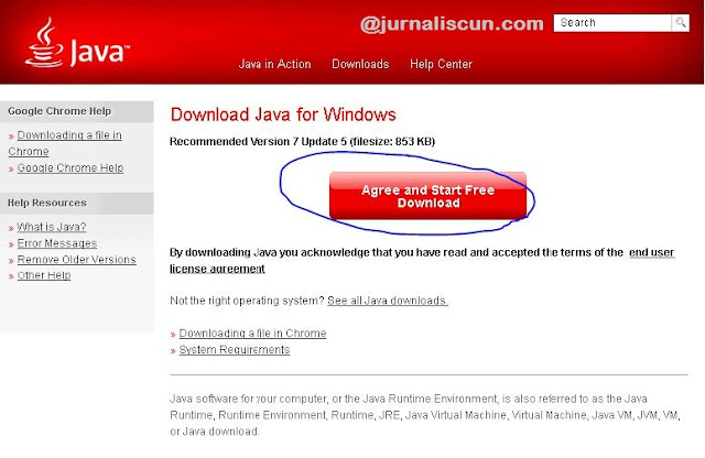 Download Installer Java