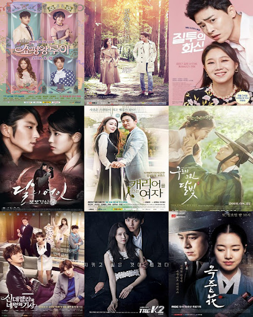 Tanggal 26 September-2 Oktober 2016 Rating Pemirsa Drama Korea