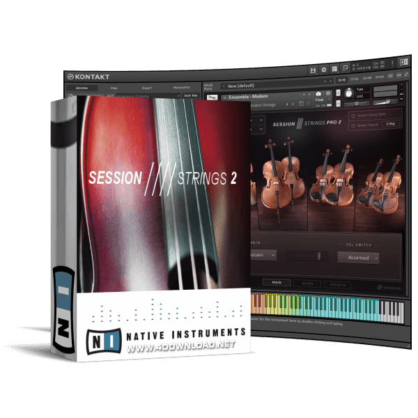 Native Instruments - Session Strings Pro 2 KONTAKT Library