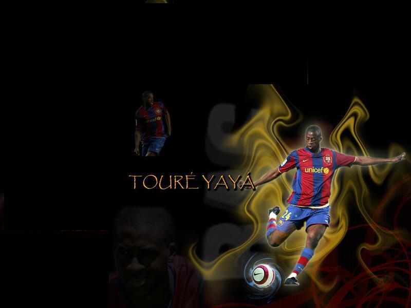 Best Football Wallpapers: Yaya Toure