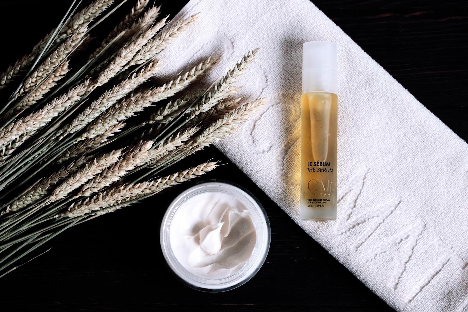 onira soins cheveux bio masque le serum huile cheveux avis test
