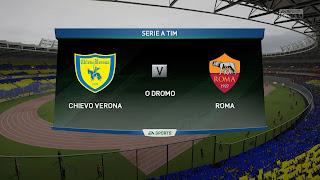 مشاهدة مباراة روما وكييفو فيرونا بث مباشر بتاريخ 16-09-2018 الدوري الايطالي
