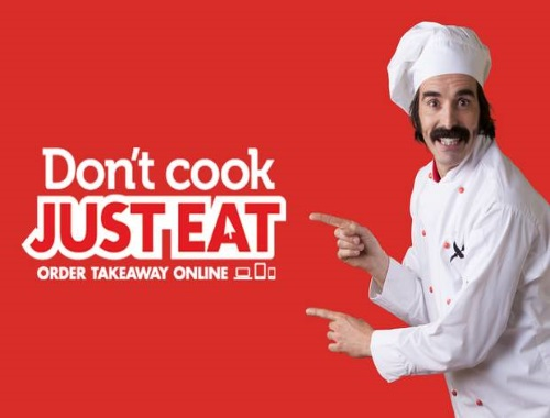 JustEat Christmas $15 Off Promo Code