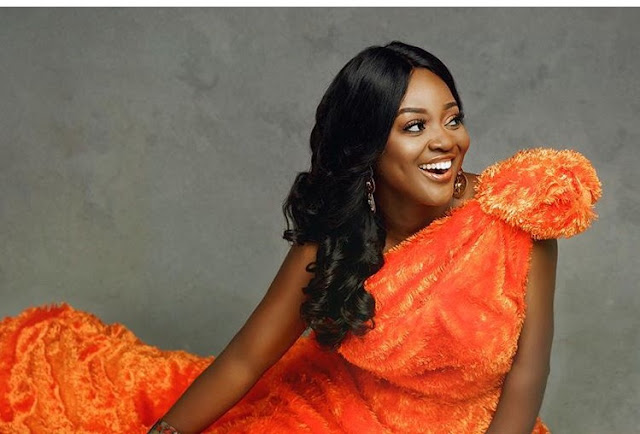 Jackie Appiah Marks Her Birthday With Lovely New Photos