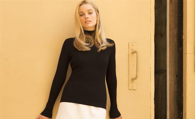 Resultado de imagem para Revelado visual de Margot Robbie no novo filme de Quentin Tarantino