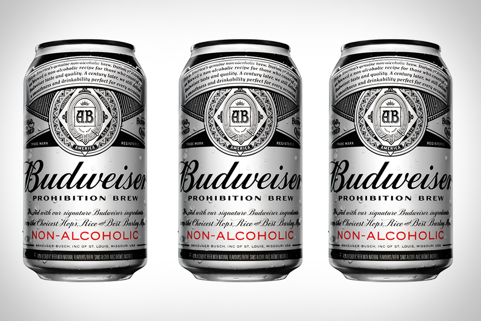77d8af0bf58f9 Budweiser Prohibition Brew allows you the chance to enjoy the taste of Bud