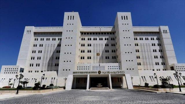 Siria repudia apoyo de 'sumiso' régimen saudí a coalición de EEUU