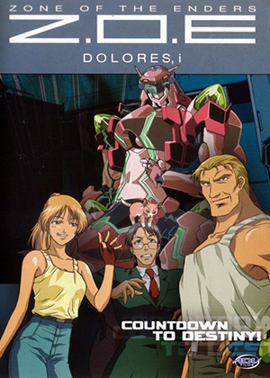 Zone of the Enders: Dolores, I [26/26] [HD] [MEGA]