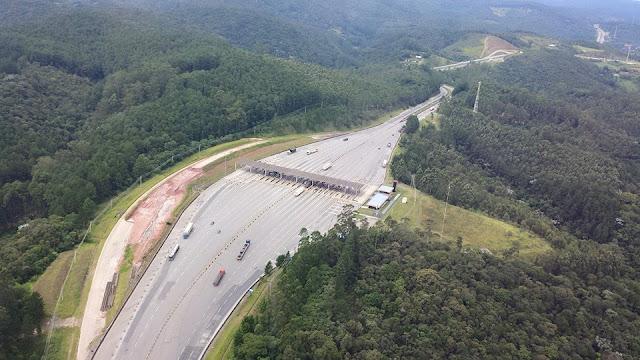 Autopista Régis Bittencourt fecha balanço da Operação Tiradentes sem mortes