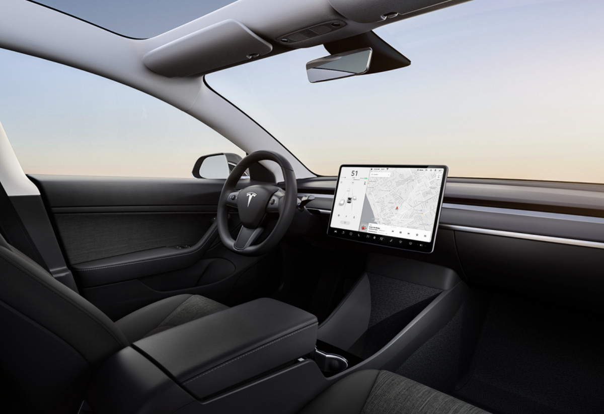 Tesla Model 3 Standard Range Version - MS+ BLOG