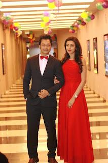 Bidya Sinha Saha Mim With BD Actor Mamnun Hasan Emon