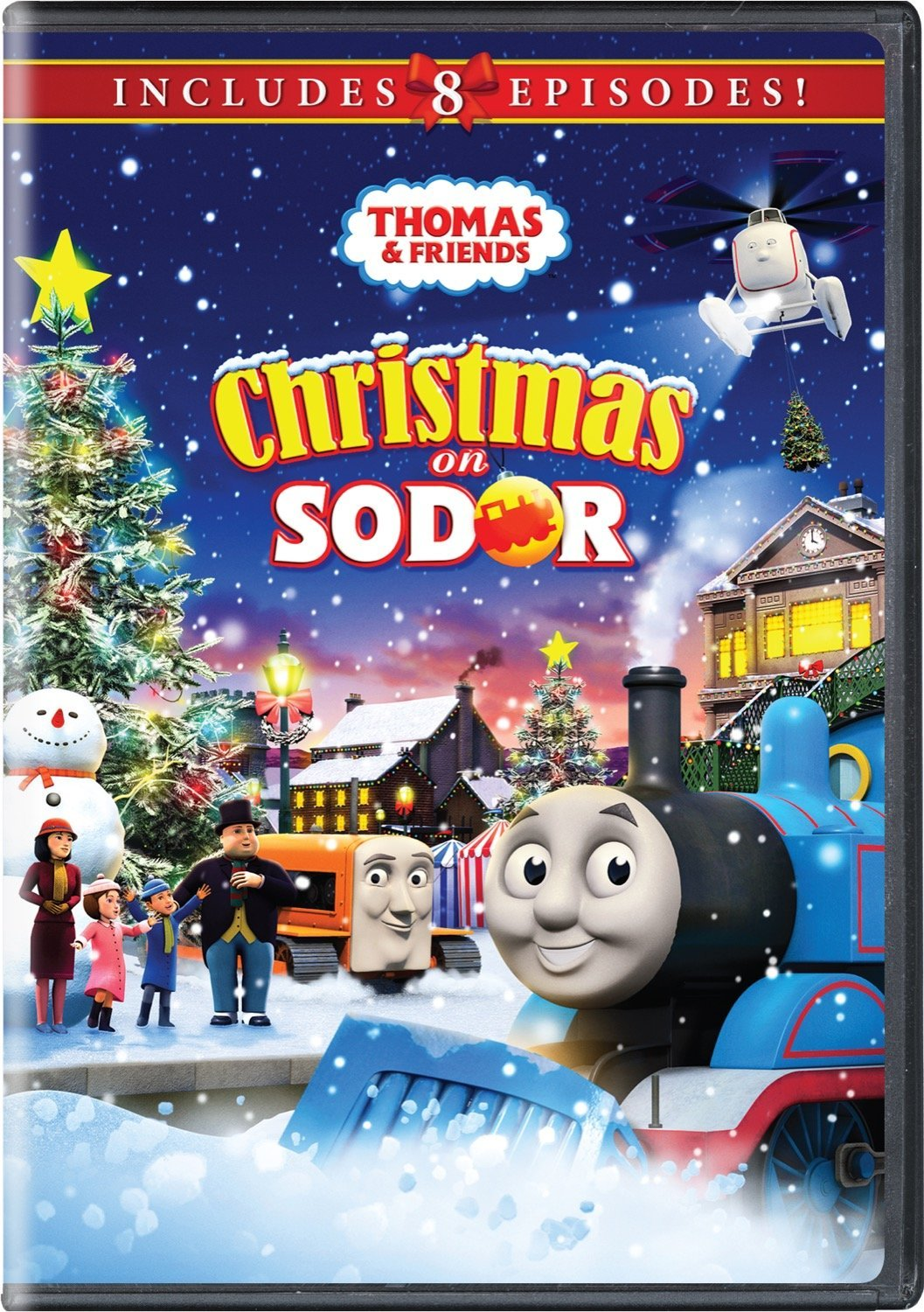 The Thomas and Friends Review Station: November 2017