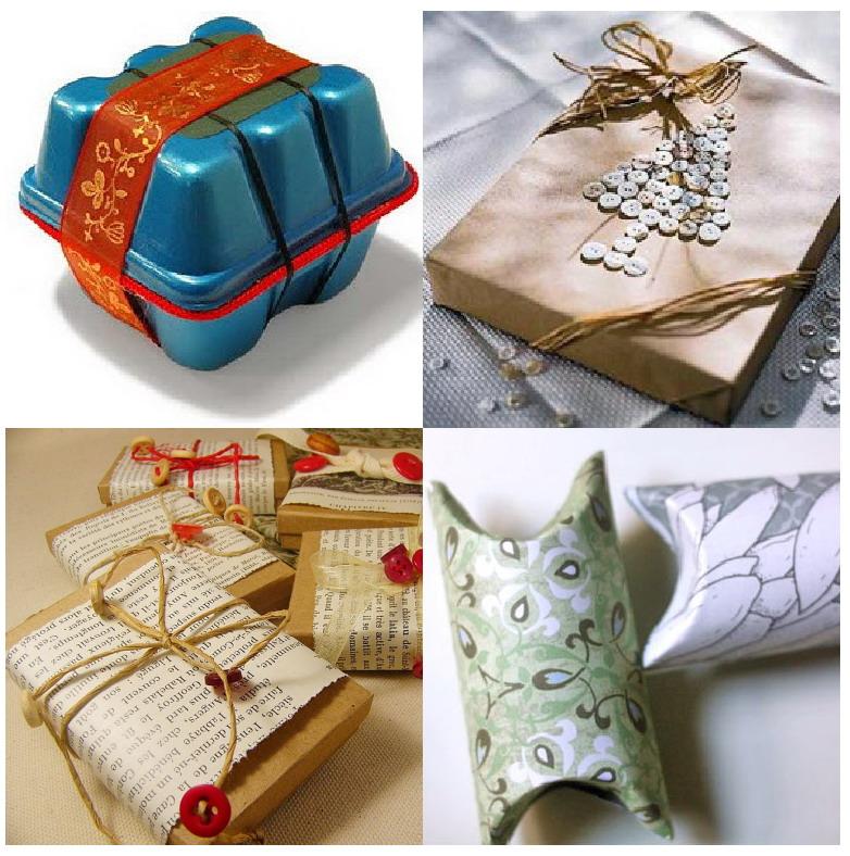 El mundo del reciclaje recicla para envolver tus regalos - Ideas regalos manuales ...