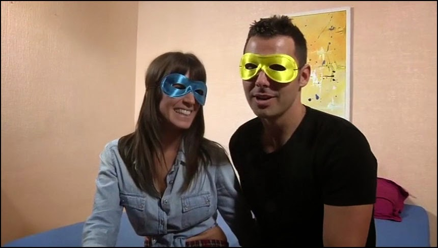 NVAmateur, Mara y Jorge, pareja liberal de Madrid