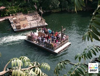Tarzan Hong Kong Disneyland