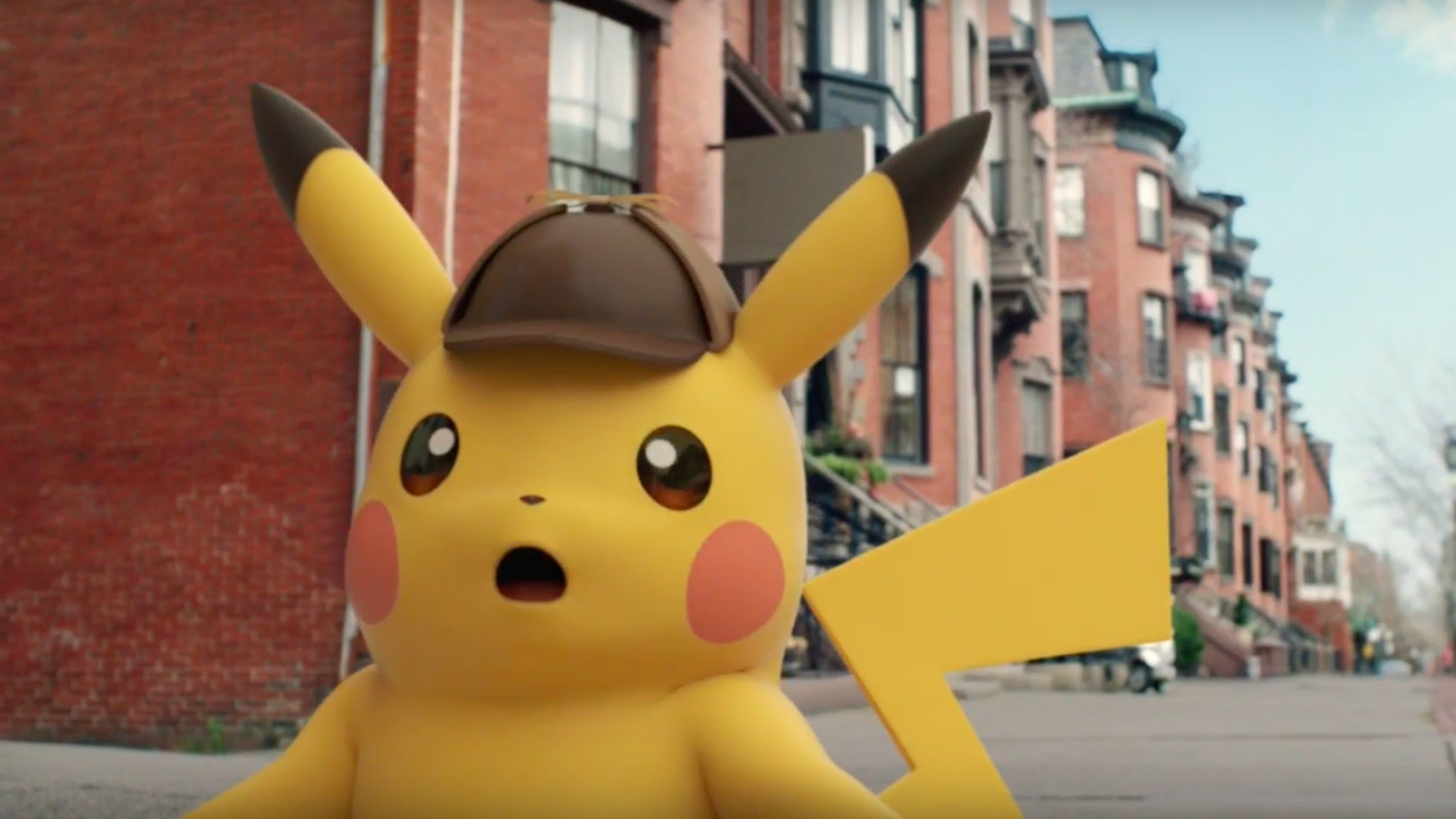 save detective pikachu game hd wallpapers read games
