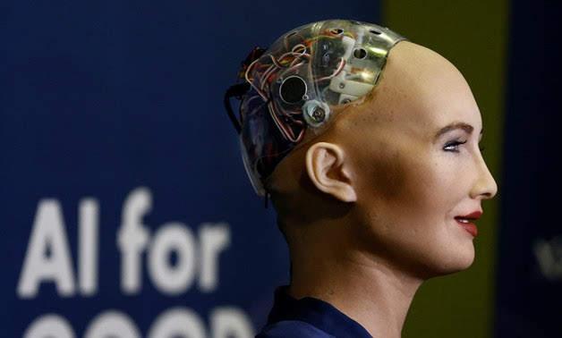 Sofía la Robot se presentará en el foro económico de Armenia