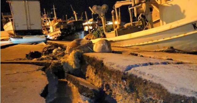 Αισθητός σε Ελλάδα, Ιταλία, Μάλτα και Αλβανία ο σεισμός στη Ζάκυνθο (βίντεο)