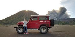 wisata golden sunrise gunung bromo
