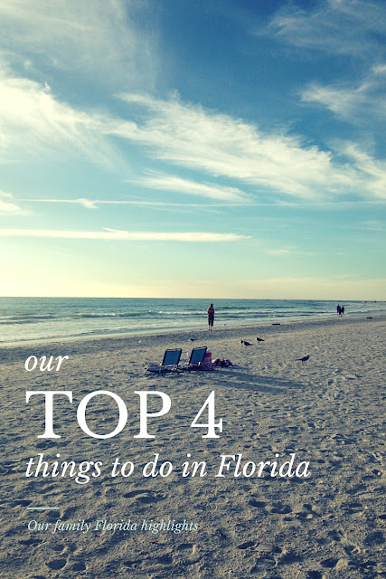 Top 4 things to do in Florida