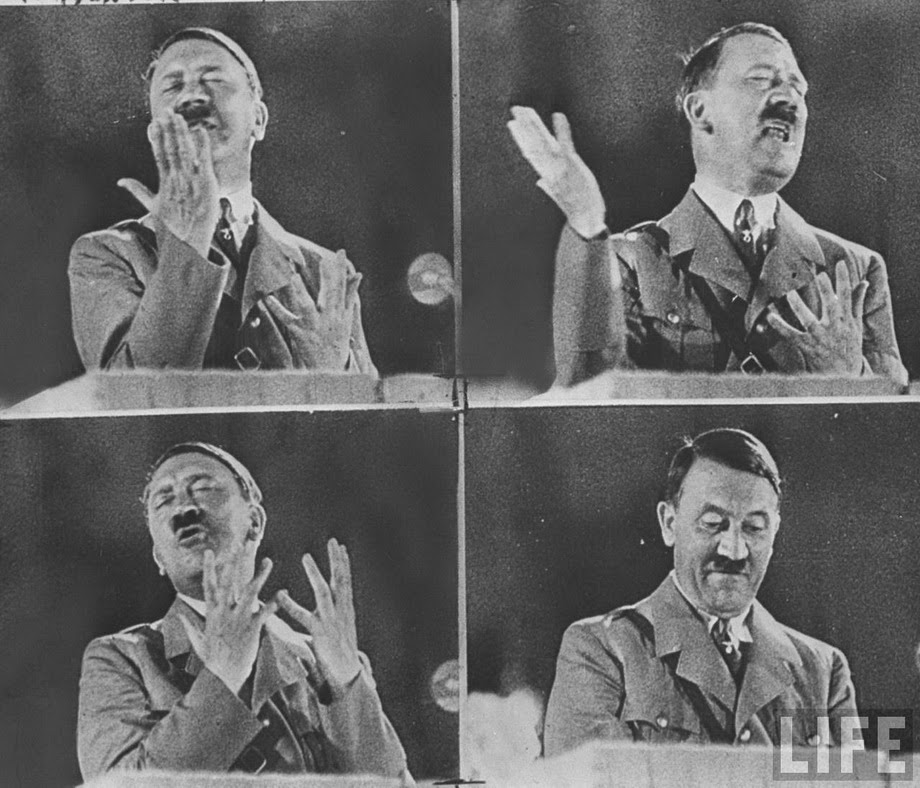 Hitler Stalingrad Speech