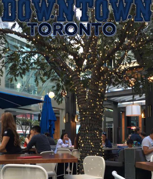 Post-Wedding Getaway: Toronto