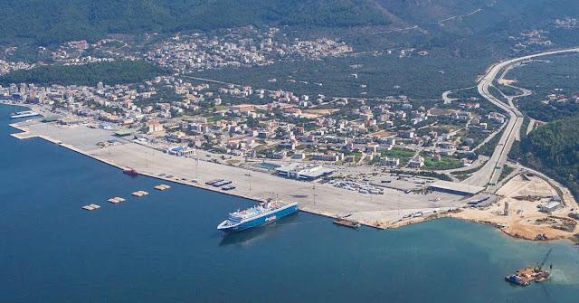 Τα έργα στο λιμάνι της Ηγουμενίτσας στα 50 μεγάλα έργα που θα ολοκληρωθούν το 2019