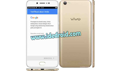 Cara Bypass FRP Akun Google Vivo V5 / V5s 100% Tested