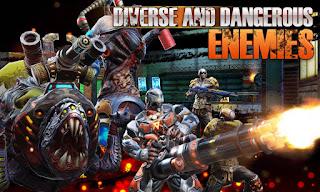 Strike Back: Elite Force v1.41 Mod Apk Money Terbaru 2017