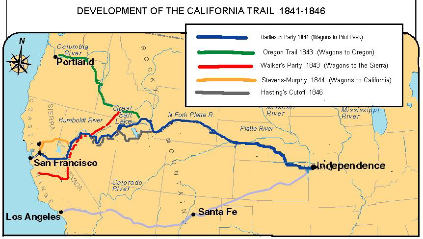 8 Facts You Might Not Know About the Donner Party