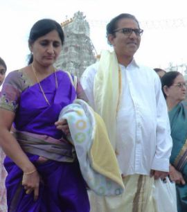 Vandemataram Srinivas  Family Wife  Parents children's Marriage Photos