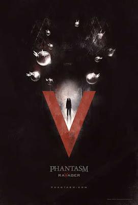 Poster de Phantasma Ravager 2016