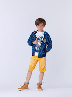 moda chicos color diversión