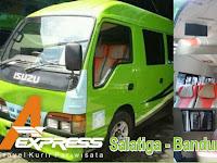Jadwal Travel A-Express Salatiga - Bandung PP