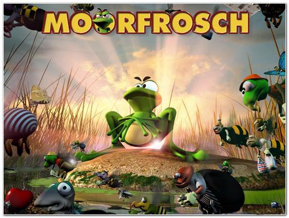 moorfrosch xxl