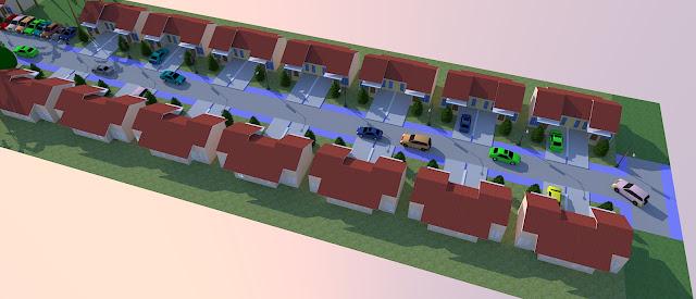 Site Plan Industri