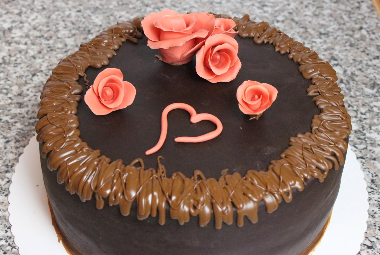 Torten Rezepte 03 Herzkuchen Als Valentinstags Idee Gebi
