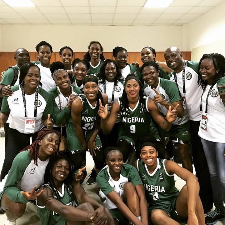 D'Tigress Players Confirm Receipt Of Federal Government Cash Reward