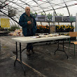 Talking Garlic at Burt's Greenhouses