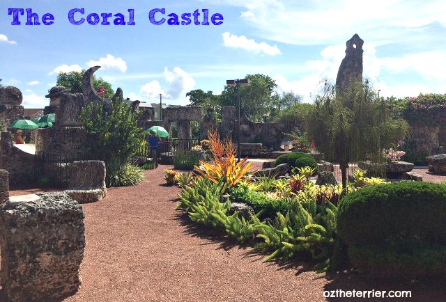 Dog-friendly and mysterious Coral Castle