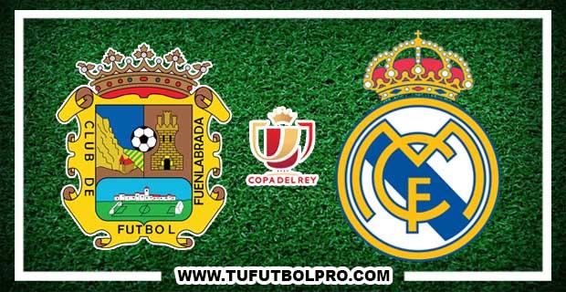 Ver Fuenlabrada vs Real Madrid EN VIVO Por Internet Hoy 26 de Octubre 2017