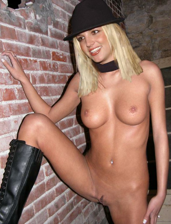 Britney free nude sexy site spear