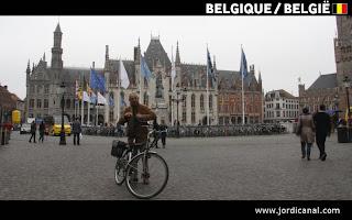 Amb bici, Bruges, Belgium, Jordi Canal-Soler