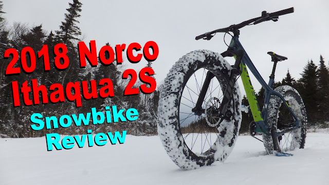 2018 Norco Ithaqua 2S